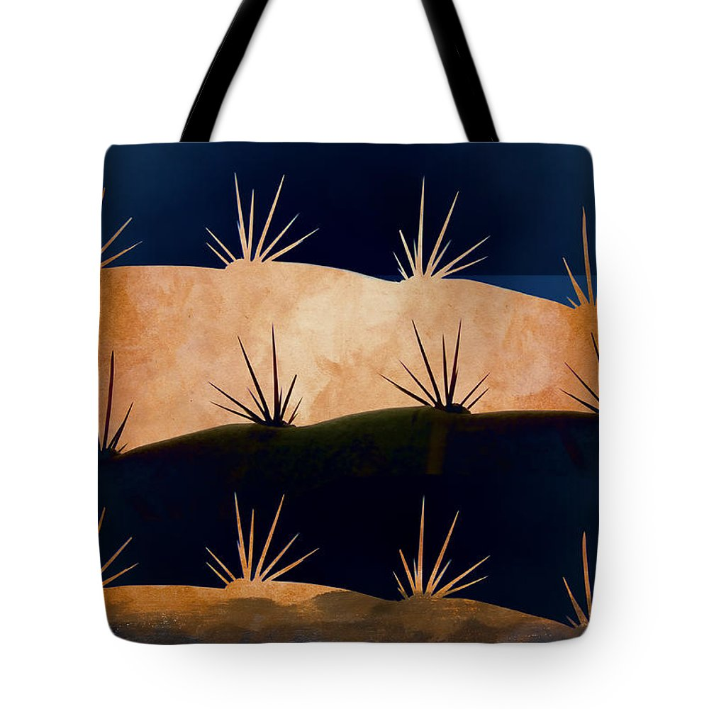 Baja Tote Bag featuring the photograph Baja Landscape Number 1 by Carol Leigh