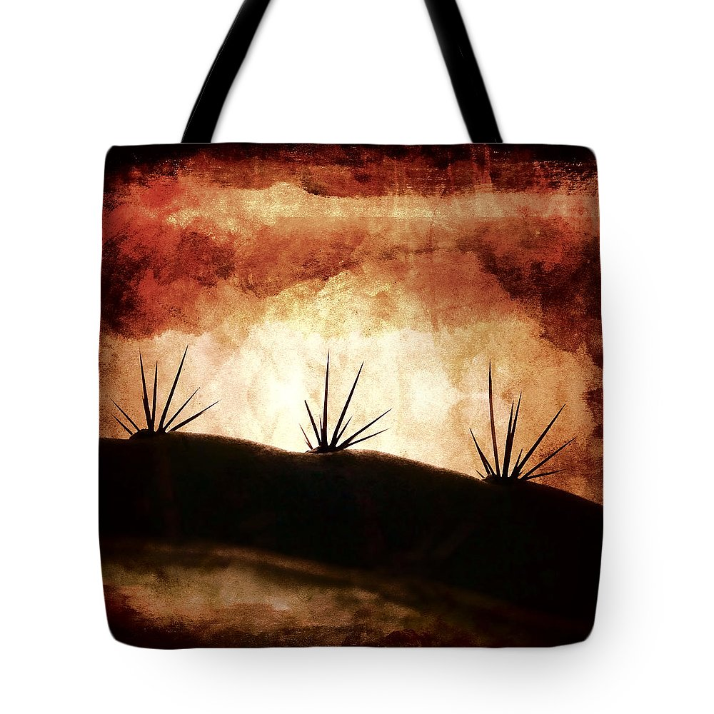 Baja Tote Bag featuring the photograph Baja Light Shimmer by Carol Leigh