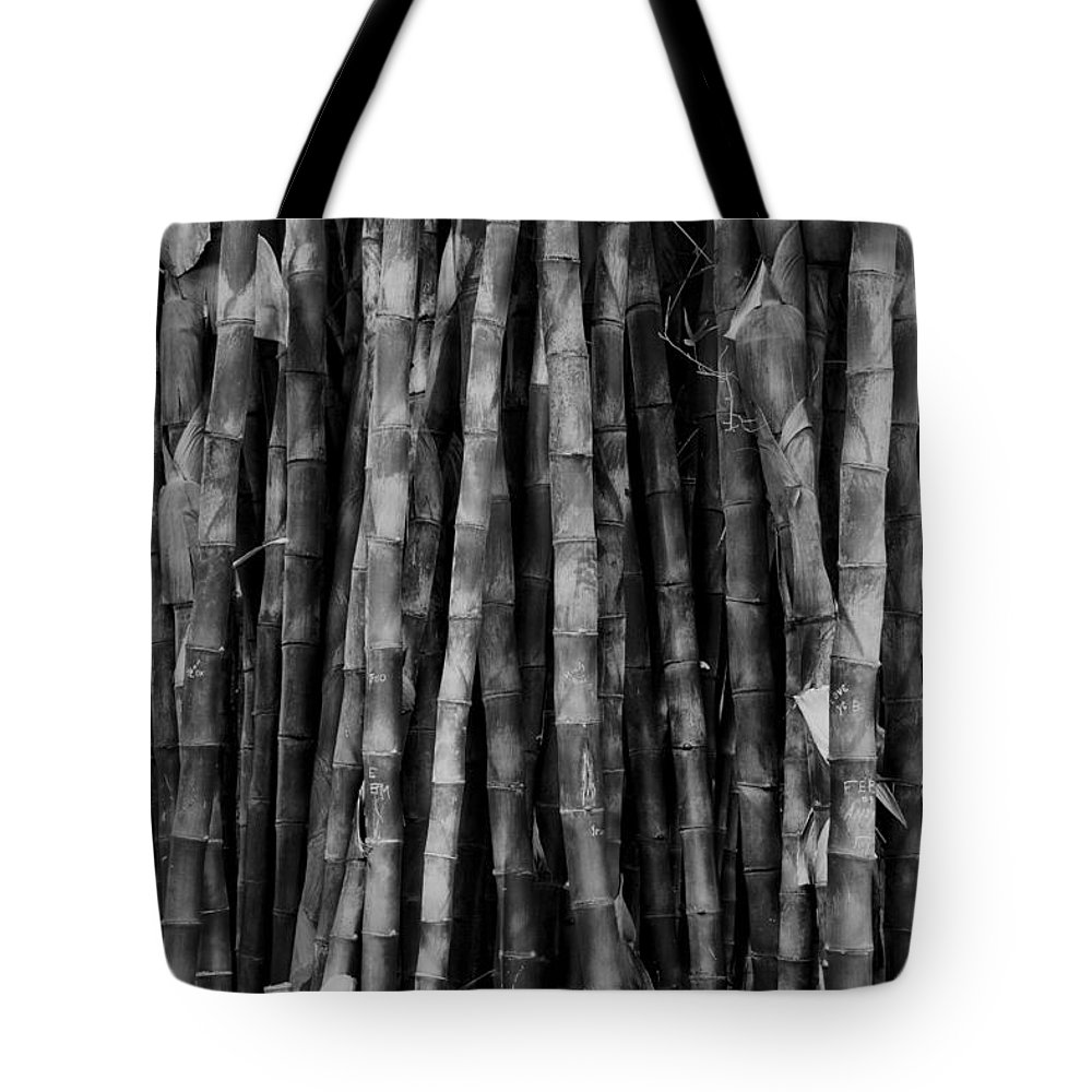Tote Bag featuring the photograph Bamboo II by Donovan Conway