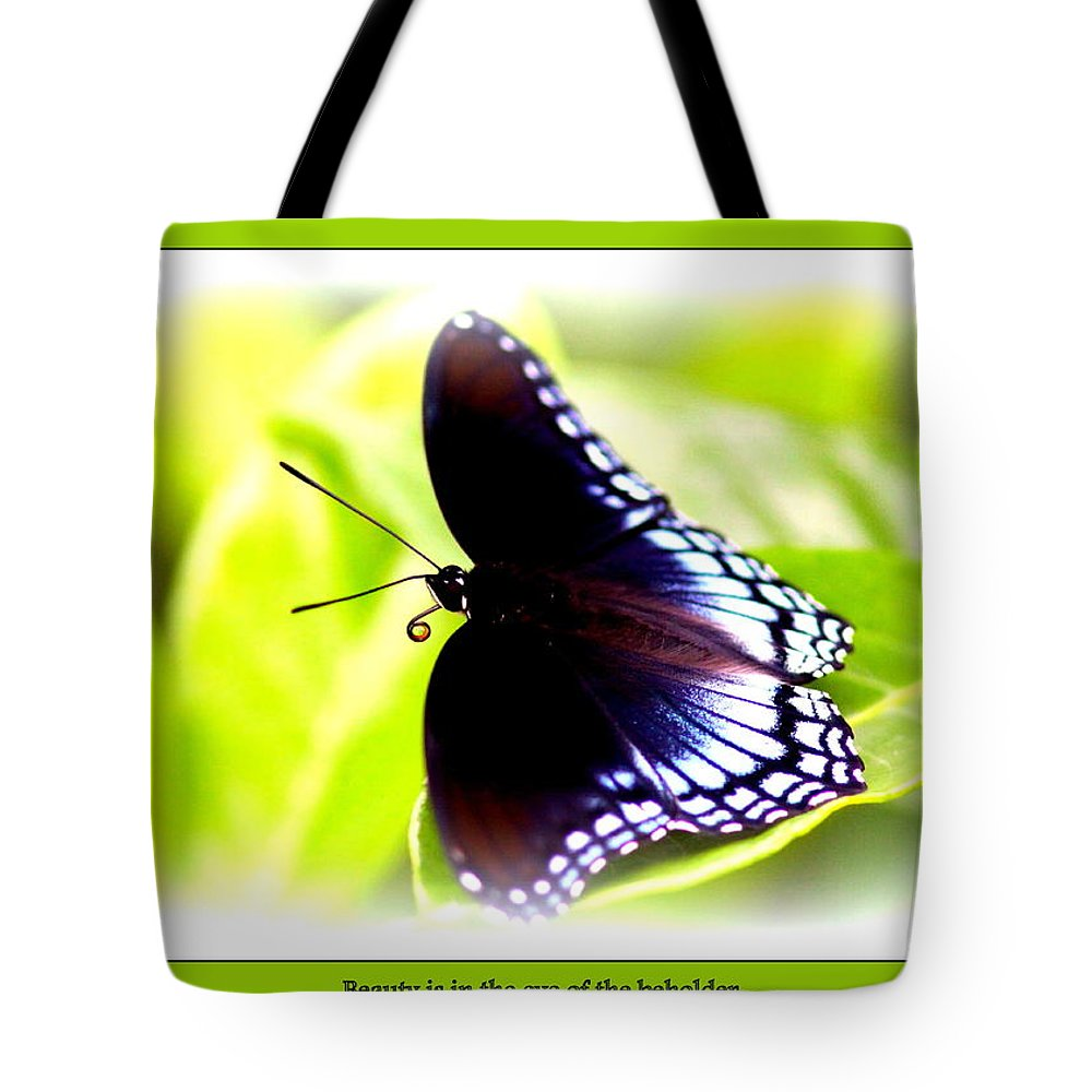 Beauty Tote Bag featuring the photograph Beauty by Travis Truelove