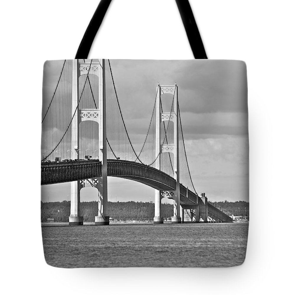 America Tote Bag featuring the photograph Big Mac by Michael Peychich