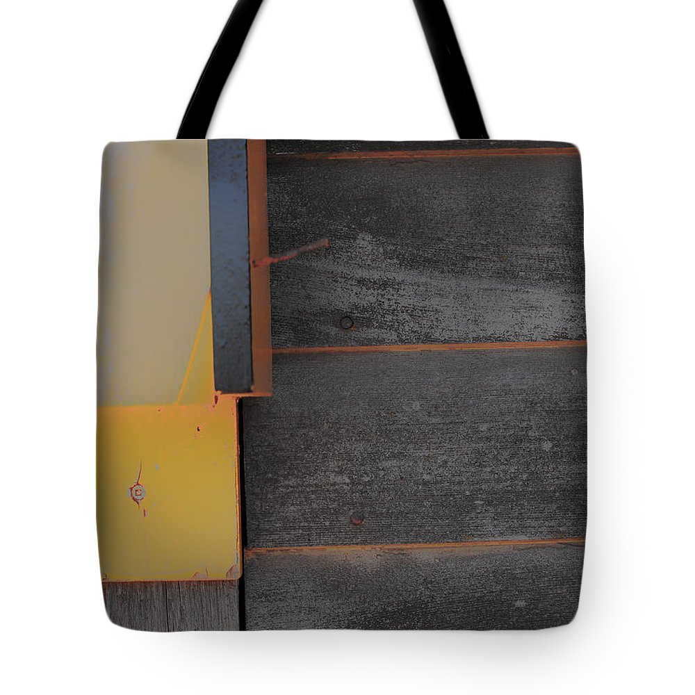 Bird House Tote Bag featuring the photograph Bird Hole by The Artist Project