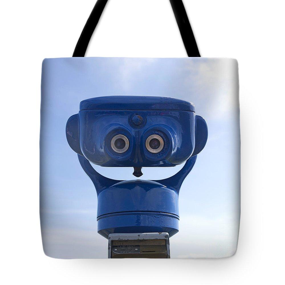 Binoculars Art Print Weekender Bag