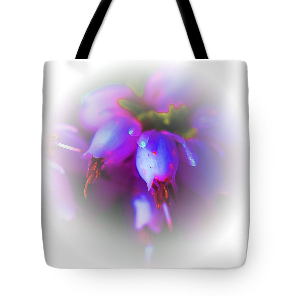Flowers Tote Bag featuring the photograph Blush by Marie Jamieson