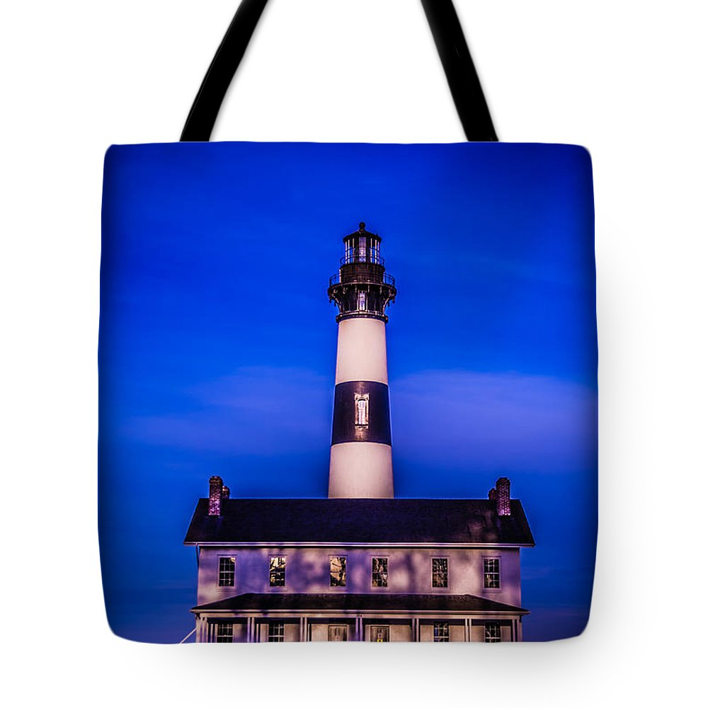 Bodie Tote Bag featuring the photograph Bodie Island by Joye Ardyn Durham