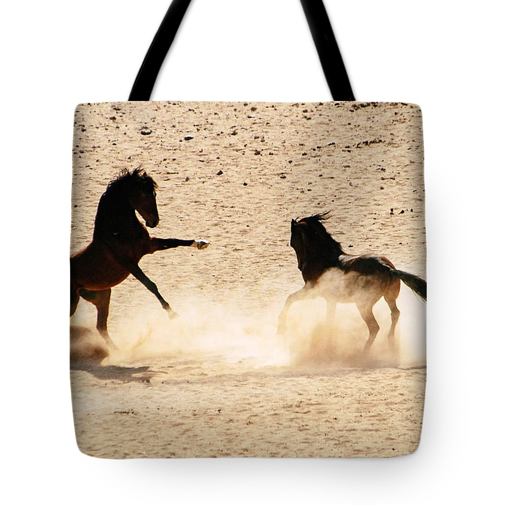 Action Tote Bag featuring the photograph Boxing by Alistair Lyne