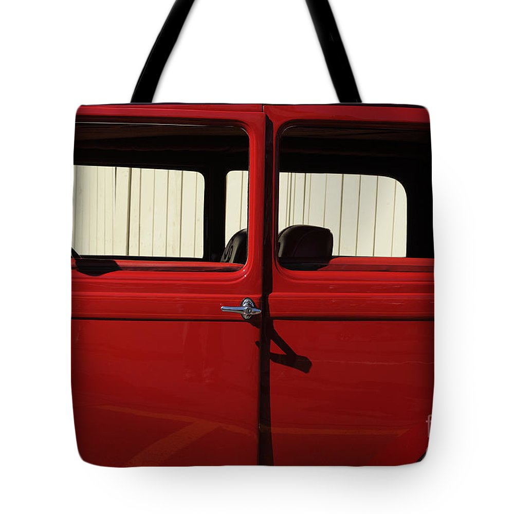 Ford Tote Bag featuring the photograph Cabin Pressure by Luke Moore