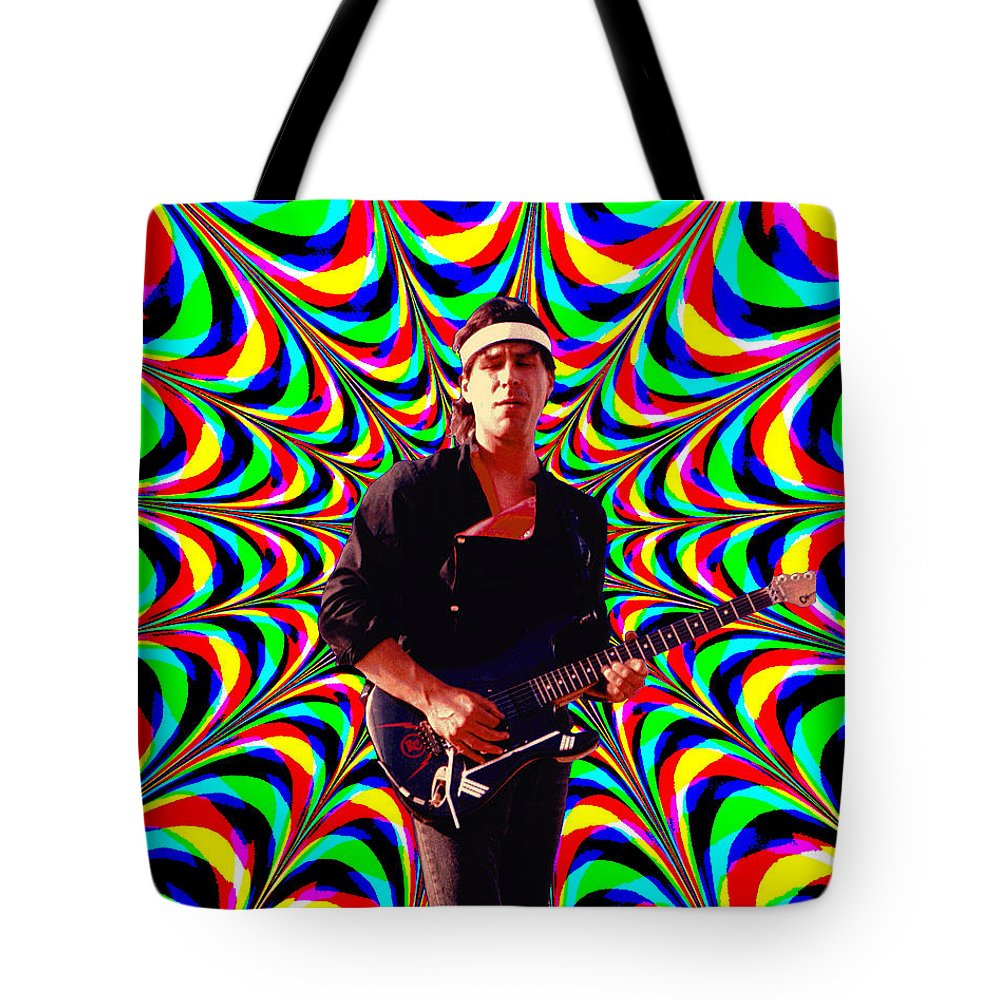 Spirit Tote Bag featuring the photograph California Colors by Ben Upham