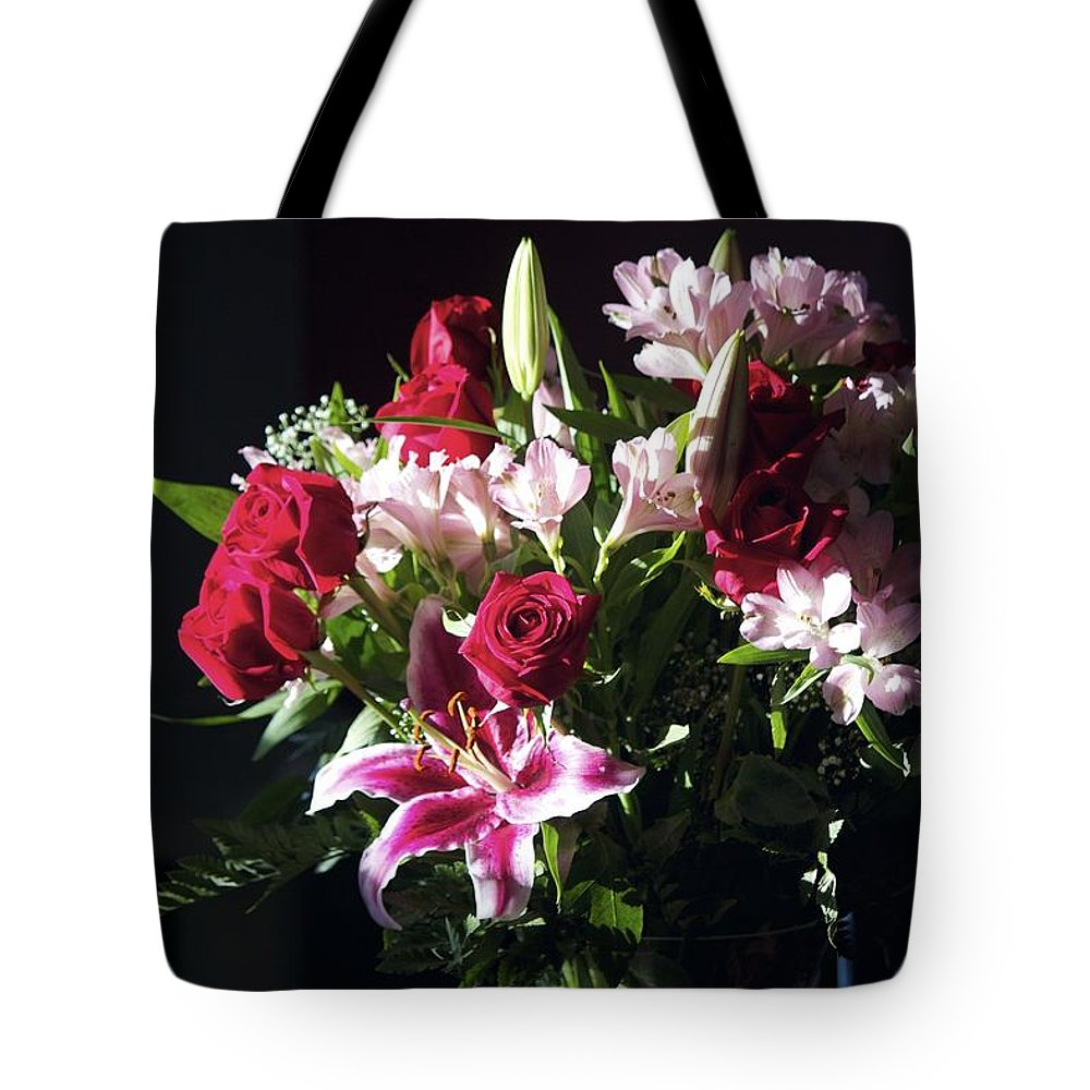 Get Well Tote Bag featuring the photograph Caught In The Light by Alanna DPhoto