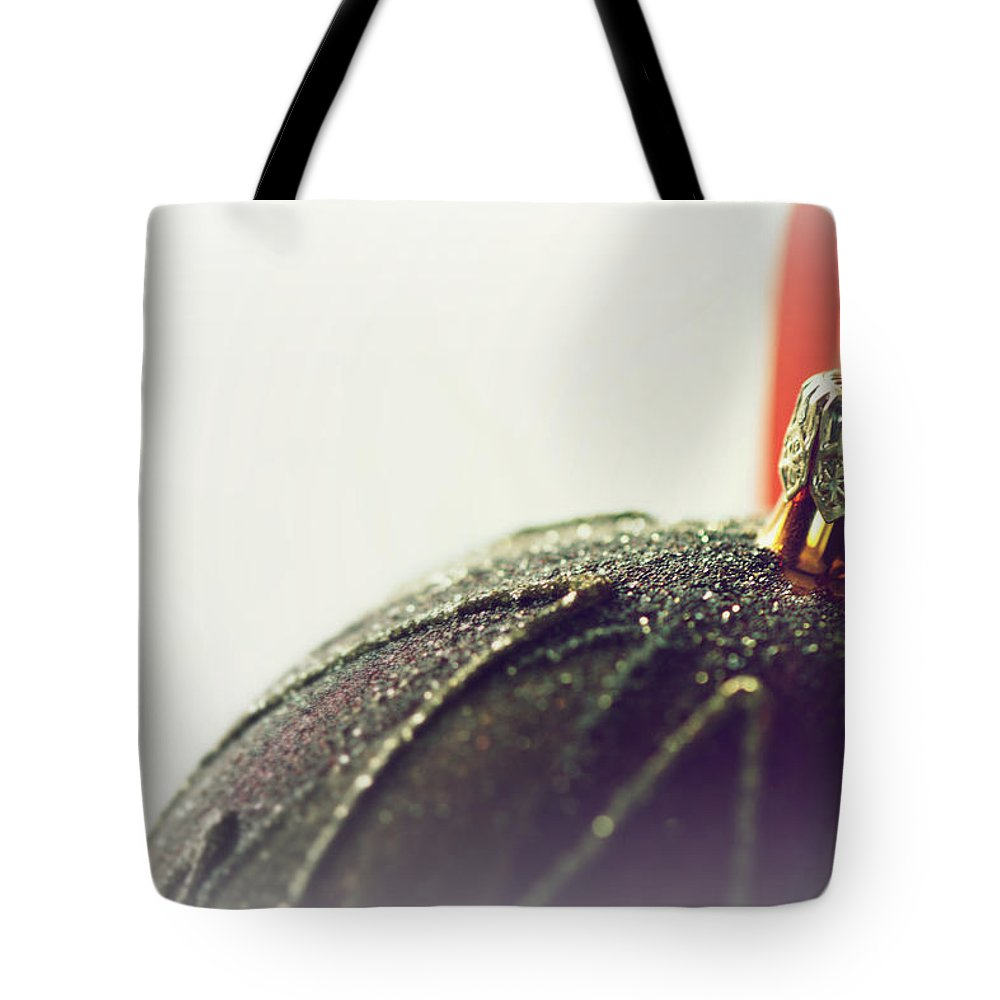 Christmas Tote Bag featuring the photograph Christmas Past by Lisa Knechtel