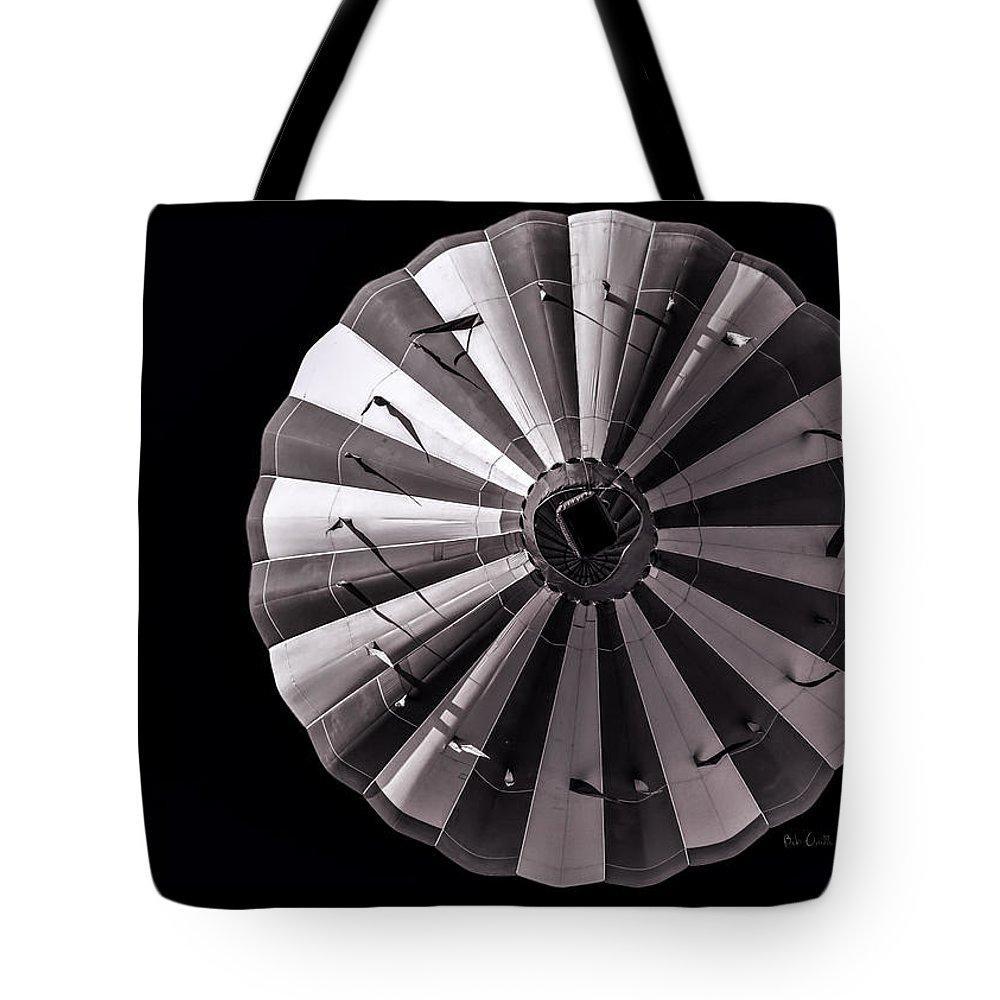 Circle Tote Bag featuring the photograph Circle by Bob Orsillo
