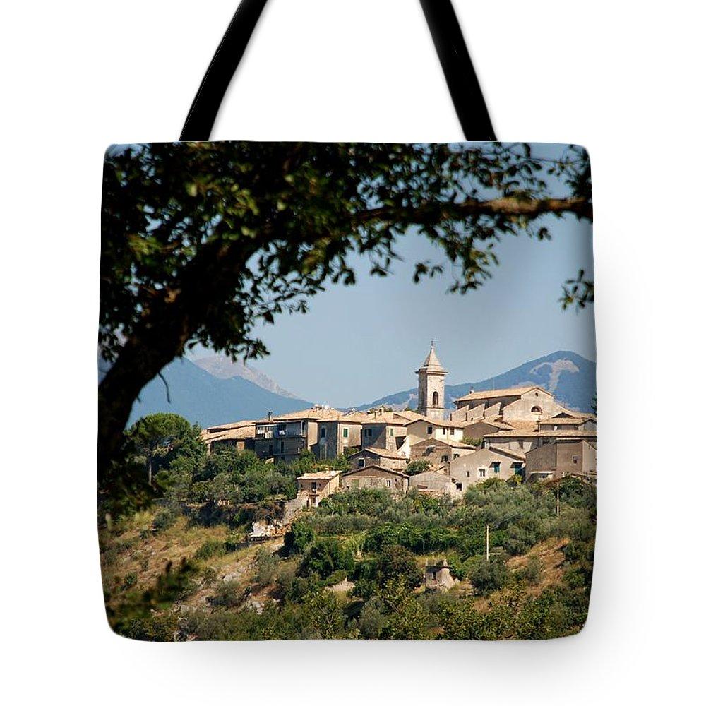Civitavecchia Tote Bag featuring the photograph Civitavecchia by Dany Lison