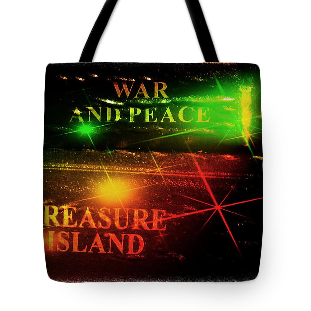 Classic Tote Bag featuring the photograph Classic Books by Mick Anderson