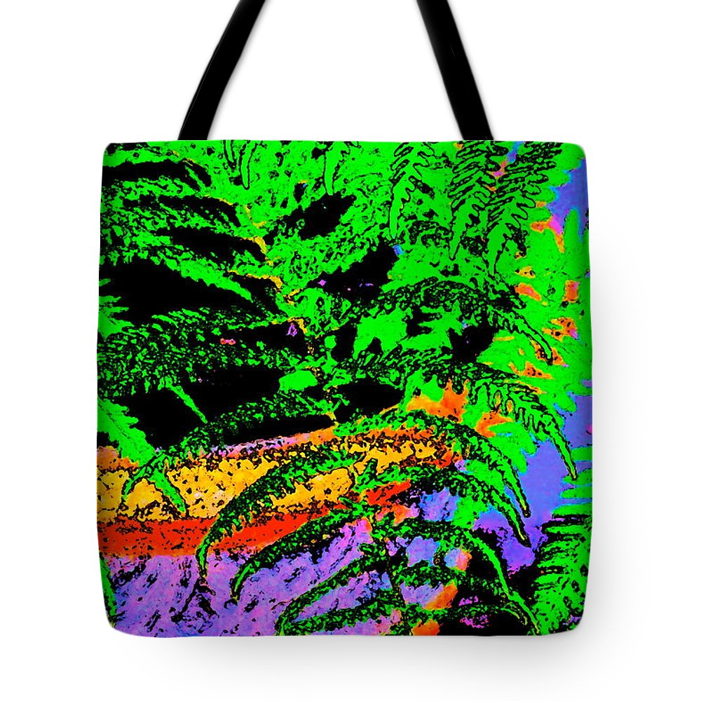 Plant Tote Bag featuring the photograph Color 87 by Pamela Cooper