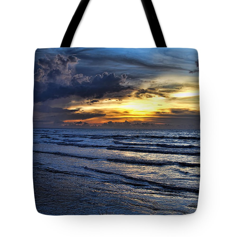 Color Tote Bag featuring the photograph Color Of Light V2 by Douglas Barnard