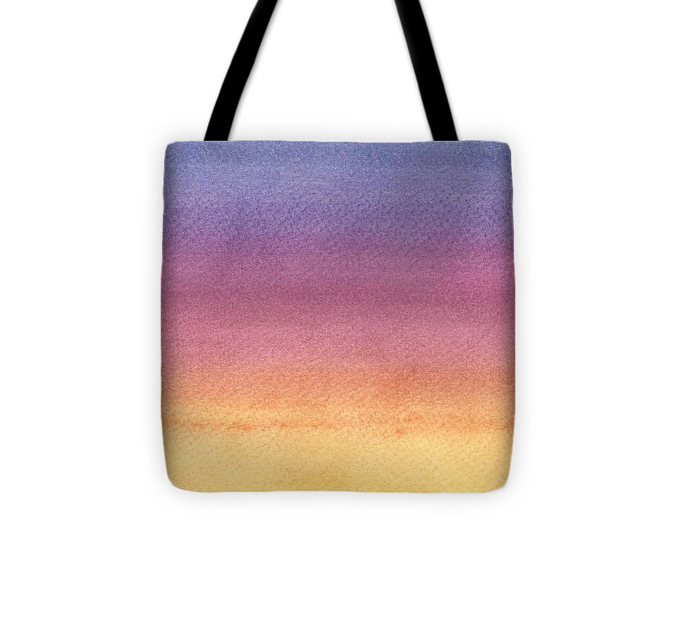 Blue Tote Bag featuring the painting Color Spectrum by Kristina Kannarr