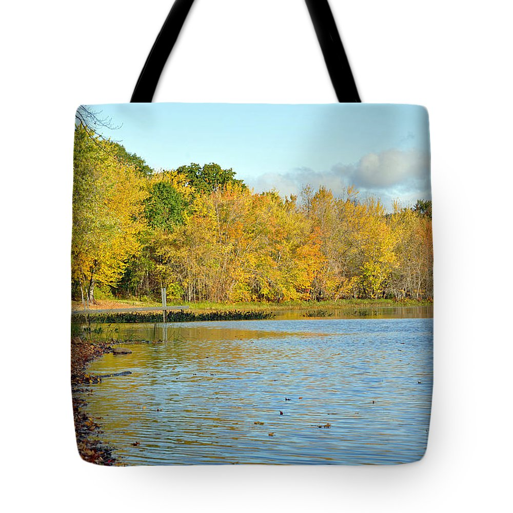 Fall Tote Bag featuring the photograph Colors Of Fall by Glenn Gordon