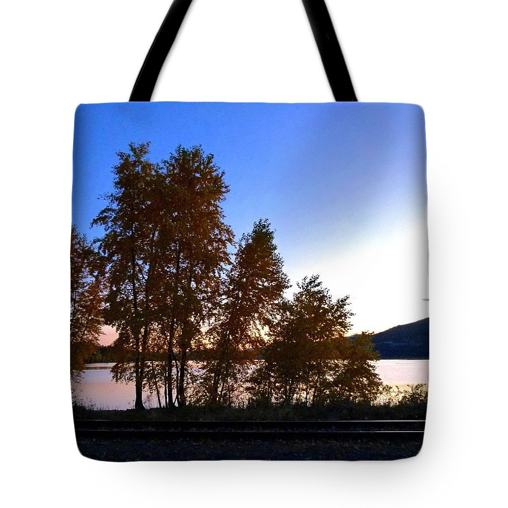Autumn Tote Bag featuring the photograph Country Color 16 by Will Borden