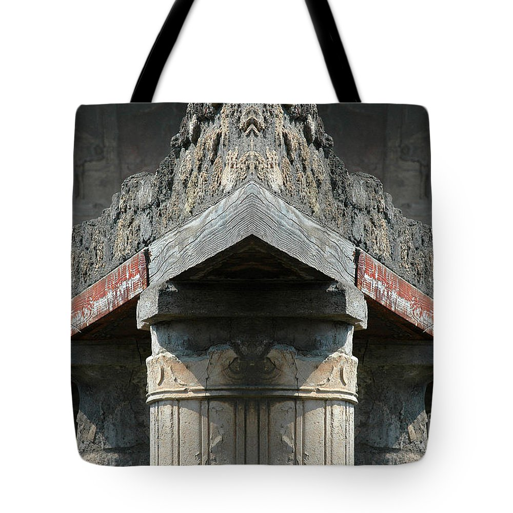 Tote Bag featuring the photograph Creation 507 by Mike Nellums