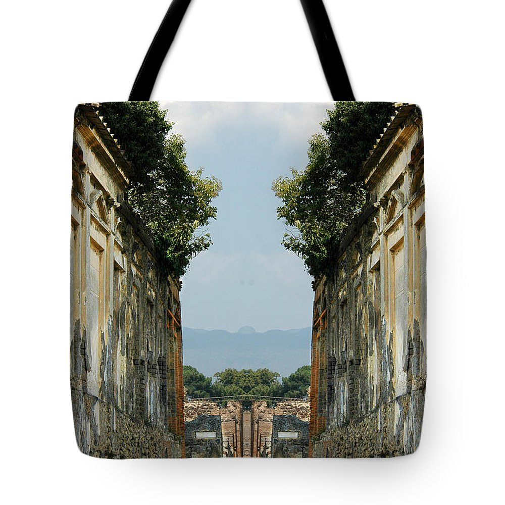 Tote Bag featuring the photograph Creation 508 by Mike Nellums