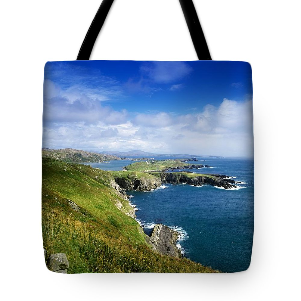 Co Cork Tote Bag featuring the photograph Crookhaven, Co Cork, Ireland Most by The Irish Image Collection