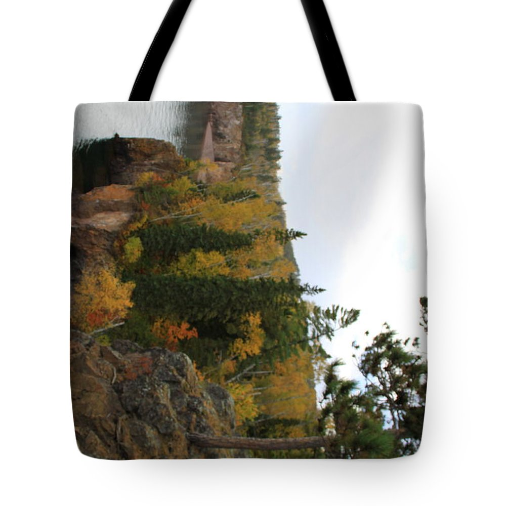 Tote Bag featuring the photograph Crystal Creek by Joi Electa