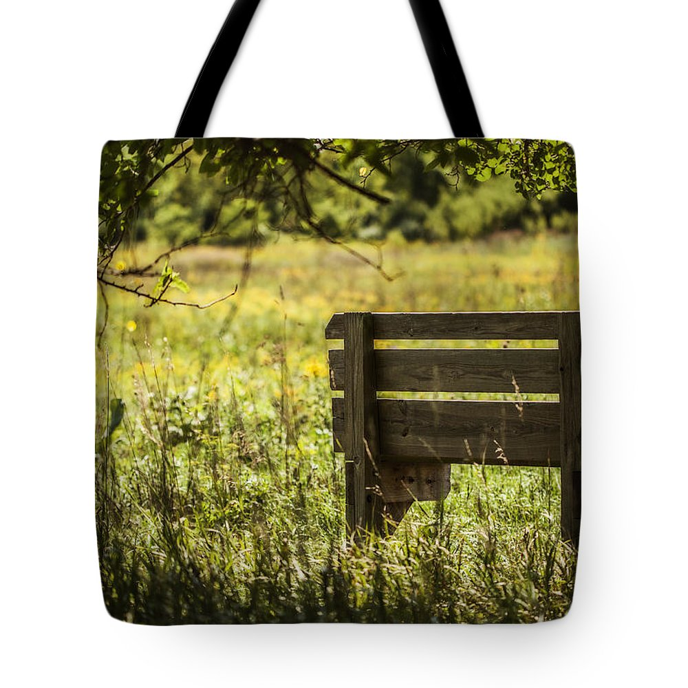 Www.cjschmit.com Tote Bag featuring the photograph Day Dreaming Of Summer by CJ Schmit