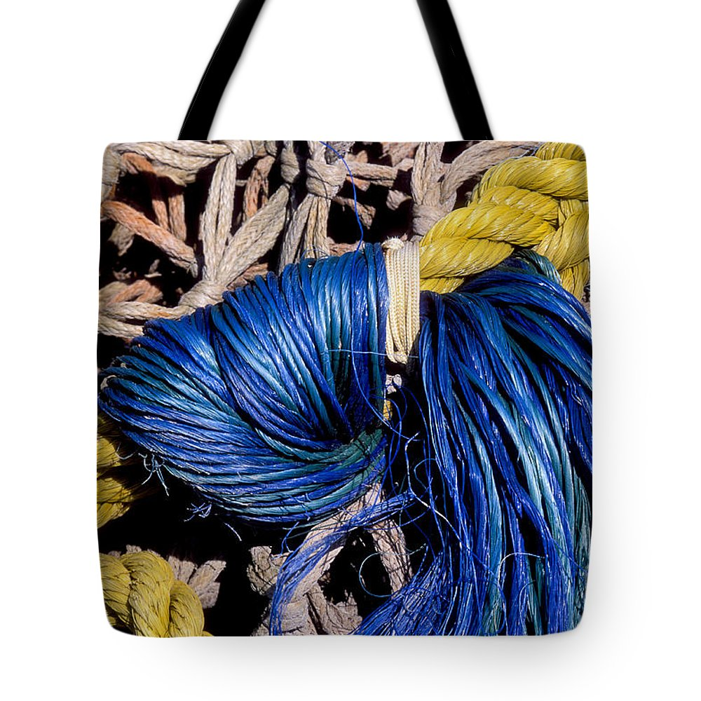 Sandra Bronstein Tote Bag featuring the photograph Day On The Pier by Sandra Bronstein