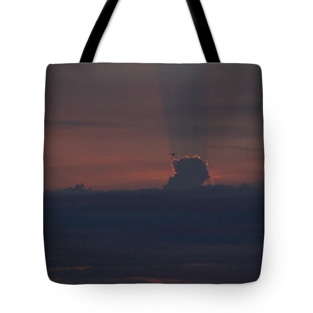 Tote Bag featuring the photograph Daybreak by Joi Electa