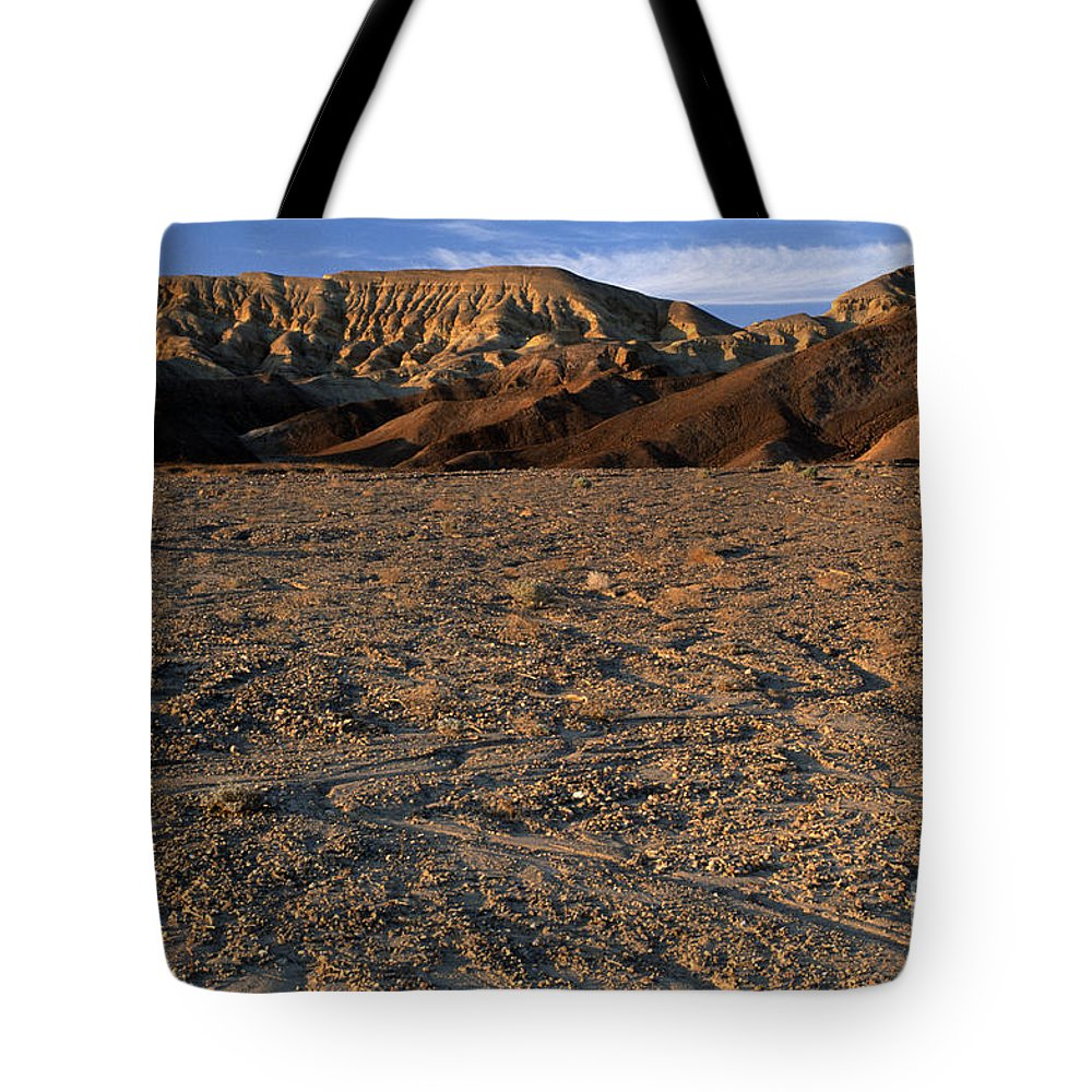 Sandra Bronstein Tote Bag featuring the photograph Death Valley by Sandra Bronstein