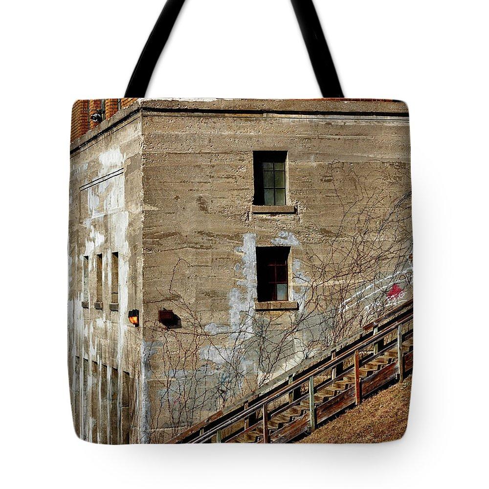 Rcnaturephotos Tote Bag featuring the photograph Declining Dam by Rachel Cohen