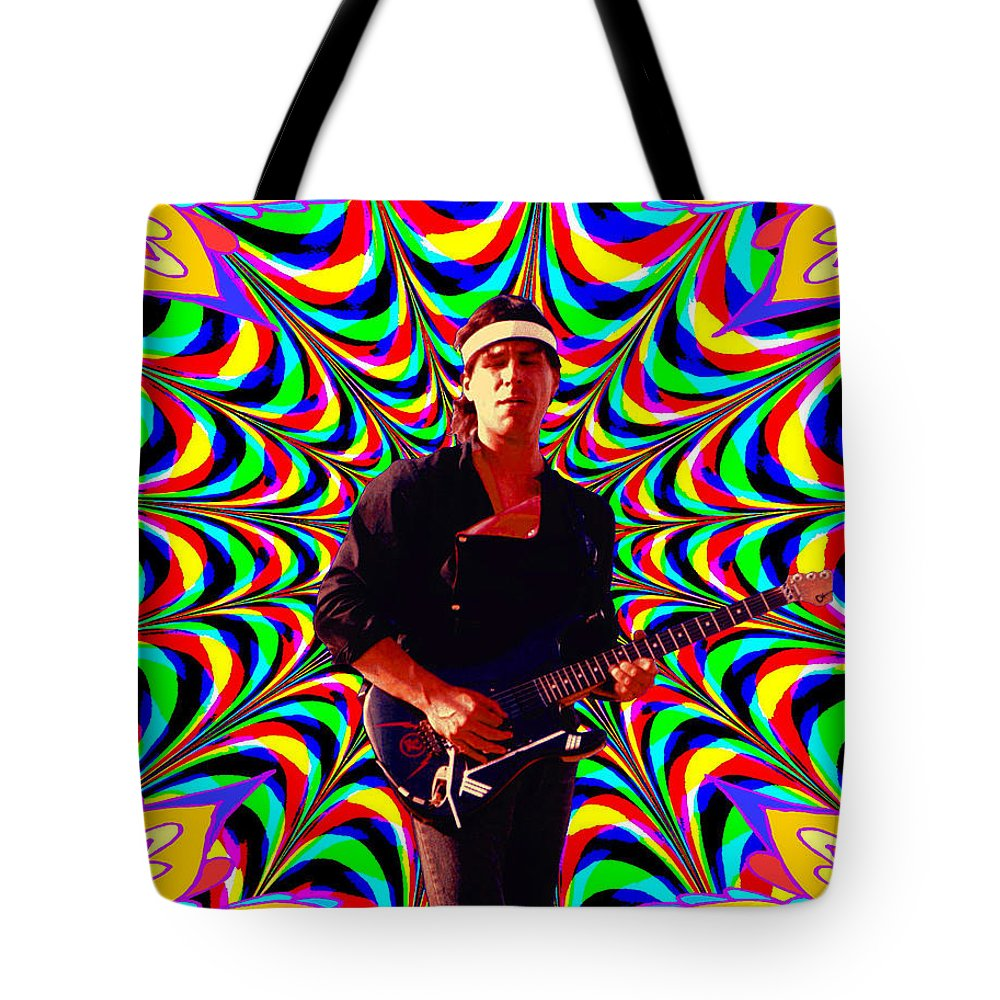 Spirit Tote Bag featuring the photograph Deep In The Garden by Ben Upham