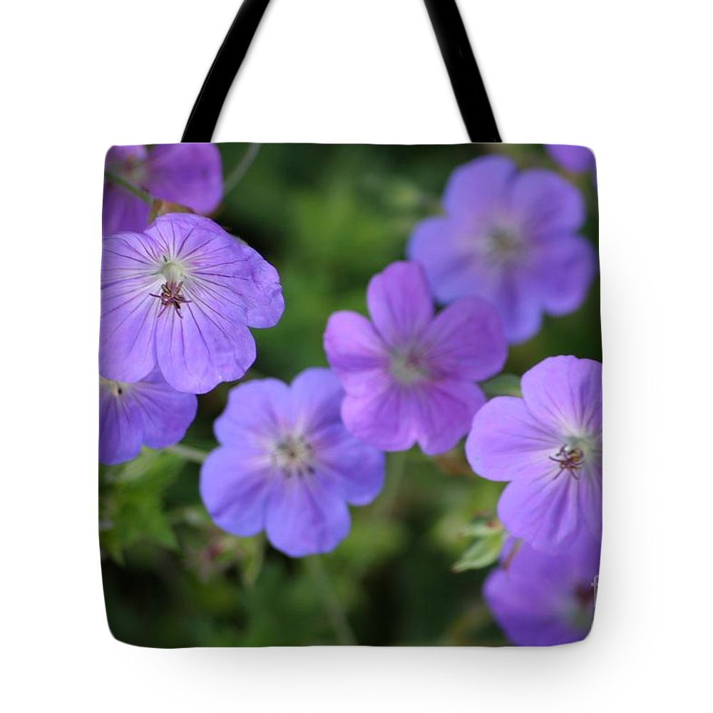 Floral Tote Bag featuring the photograph Dreaming by Living Color Photography Lorraine Lynch