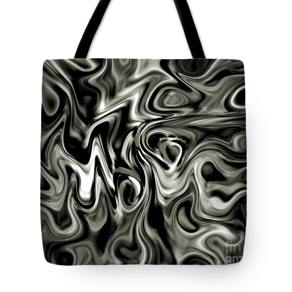 Dreams Tote Bag featuring the photograph Dreams And Nightmares by Michael Garyet