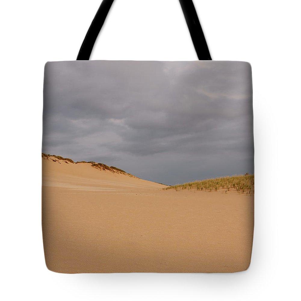 Dunes Edge Tote Bag featuring the photograph Dunes Edge by Rachel Cohen