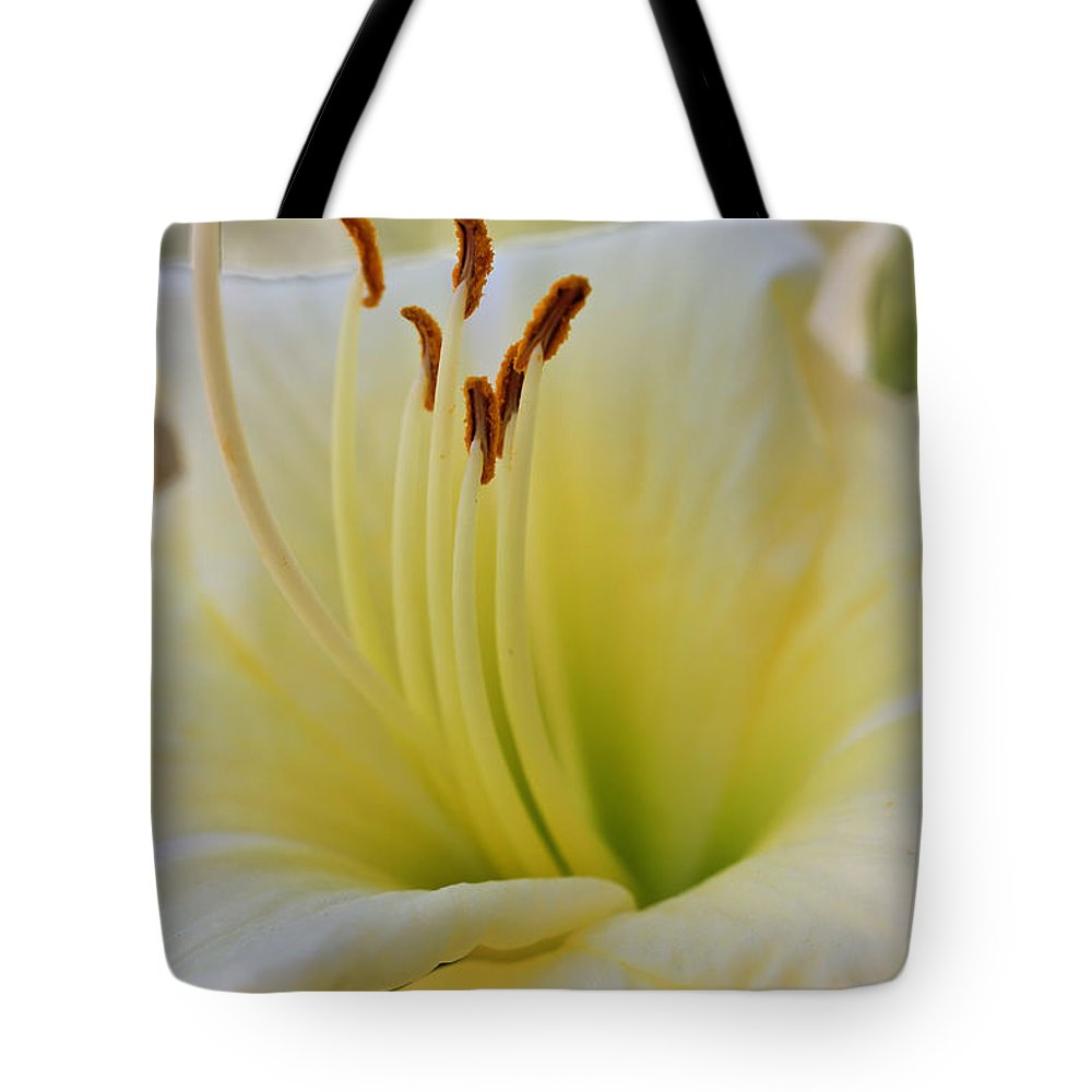 Flower Tote Bag featuring the photograph Elegant Beauty 2 by Heidi Smith