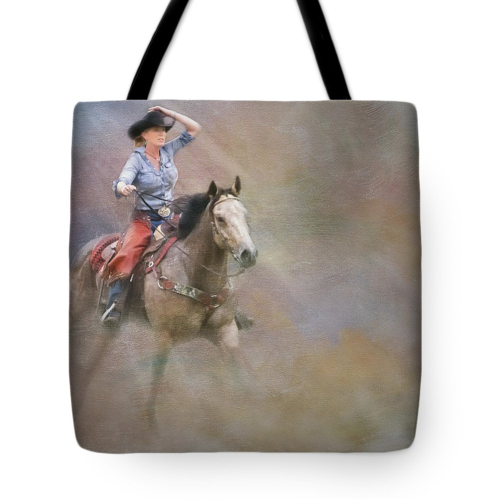 Animals Tote Bag featuring the photograph Emerging by Susan Candelario