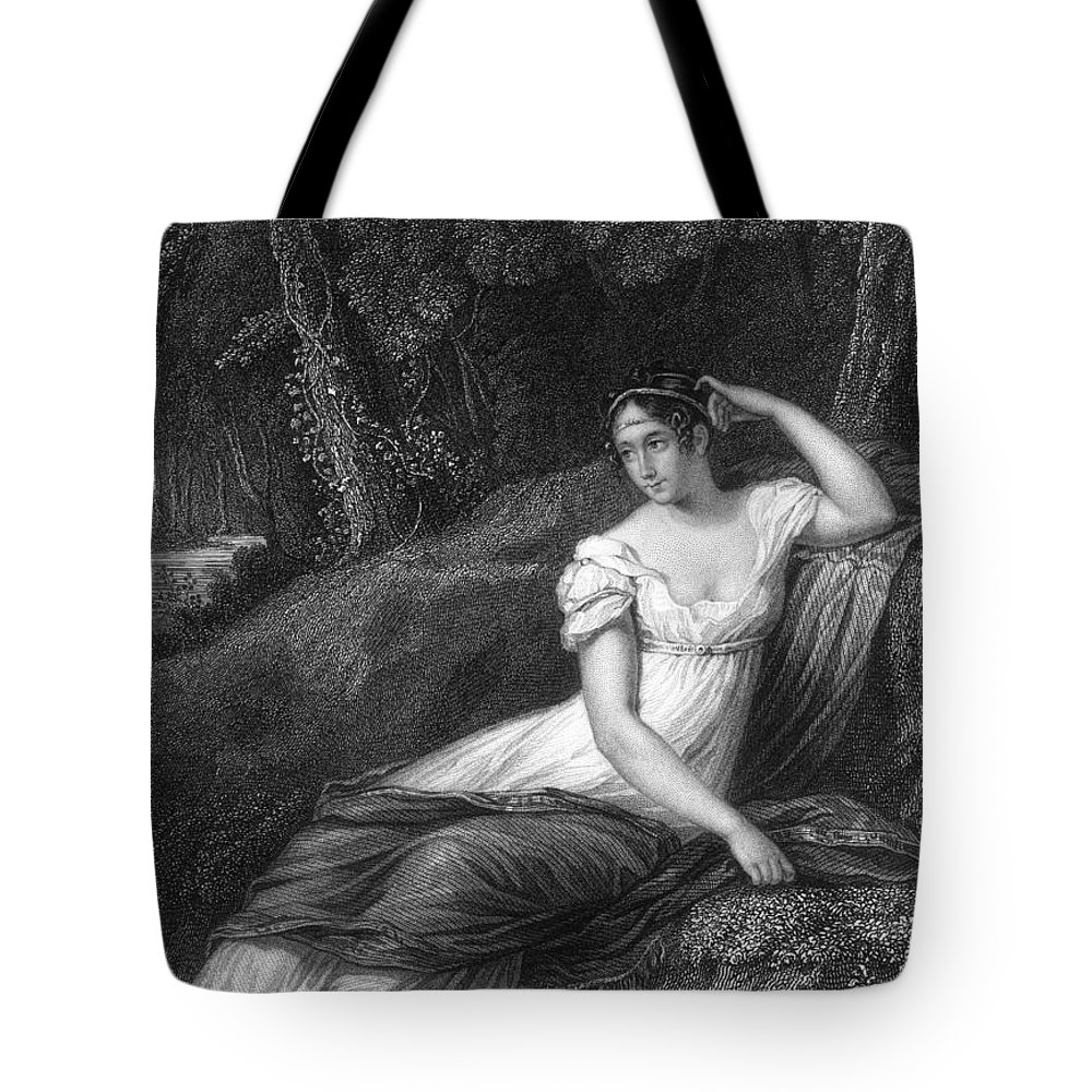19th Century Tote Bag featuring the photograph Empress Josephine by Granger