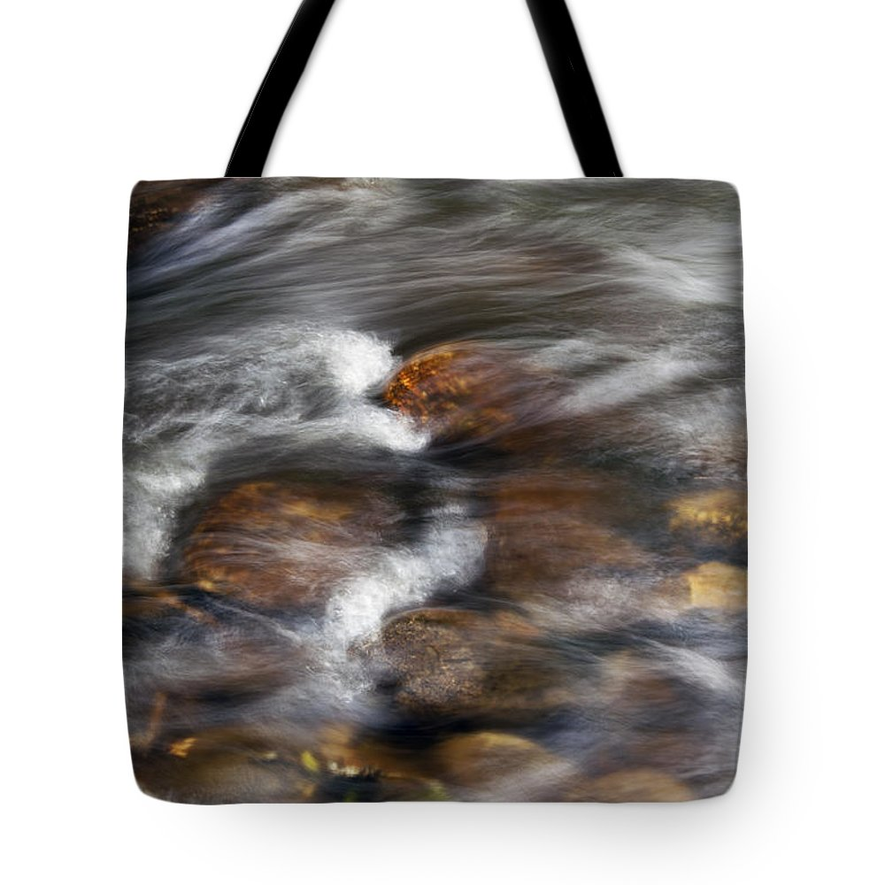 Stone Tote Bag featuring the photograph Ethereal World by Glenn Gordon