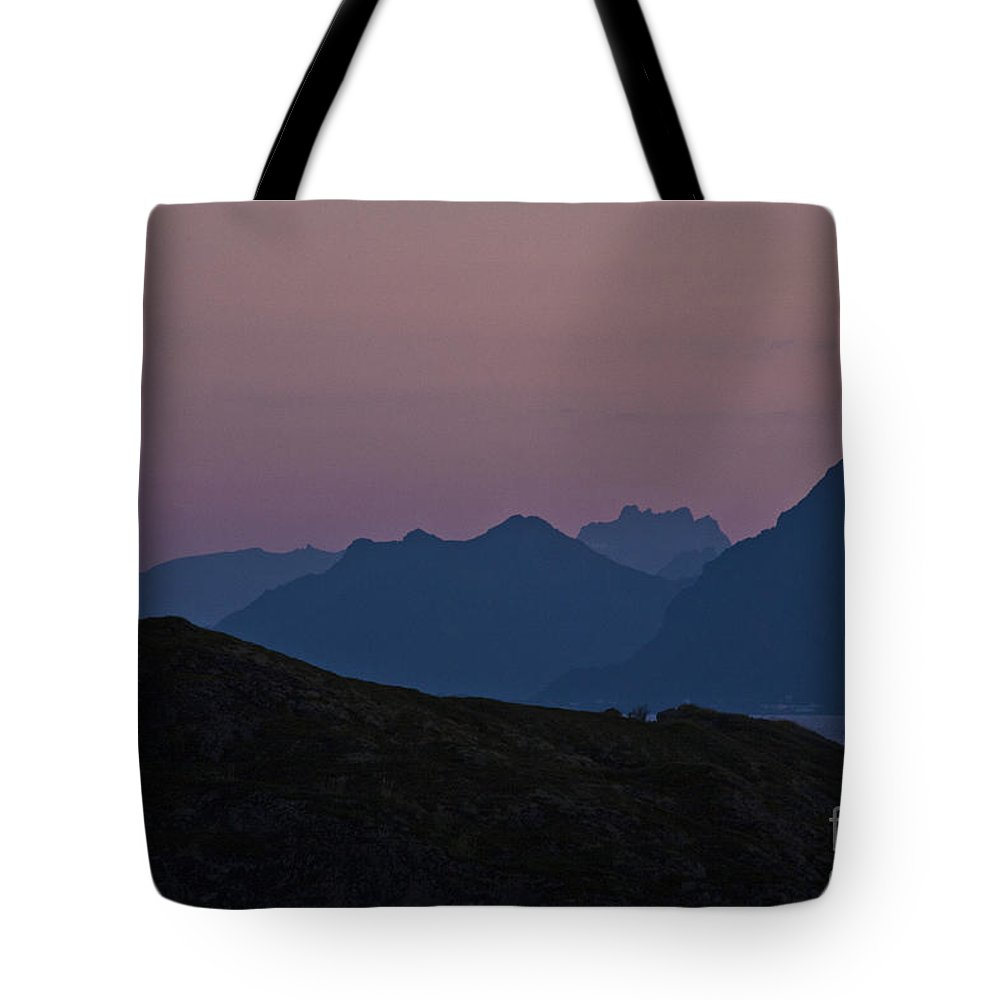 Europe Tote Bag featuring the photograph Evening Mood by Heiko Koehrer-Wagner