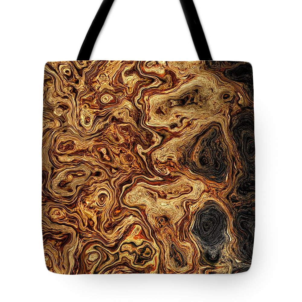 Extrapolation Tote Bag featuring the photograph Extrapolation by Michael Garyet