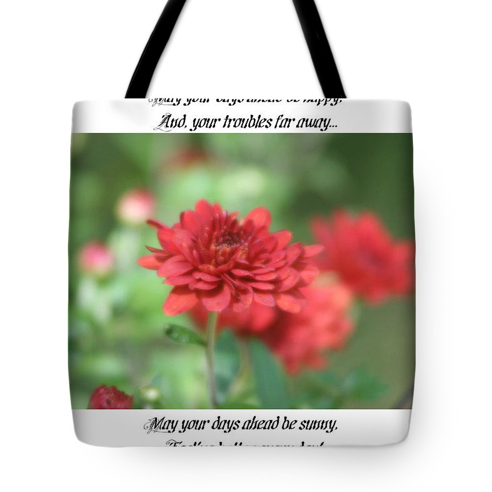 Tote Bag featuring the photograph Feel Better by Barbara S Nickerson