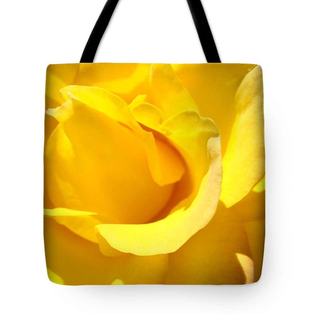 Rose Tote Bag featuring the photograph Fine Art Prints Yellow Rose Flower by Baslee Troutman