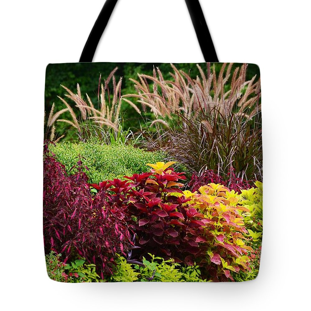 Flora Tote Bag featuring the photograph Flora 9 by Maria Urso