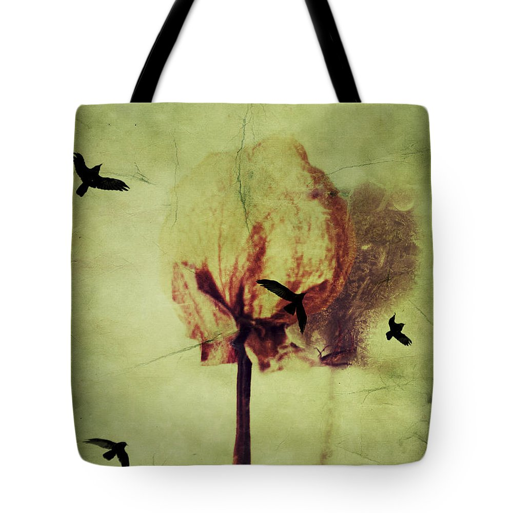 Jerry Cordeiro Tote Bag featuring the photograph Freedom Of Feelings by The Artist Project
