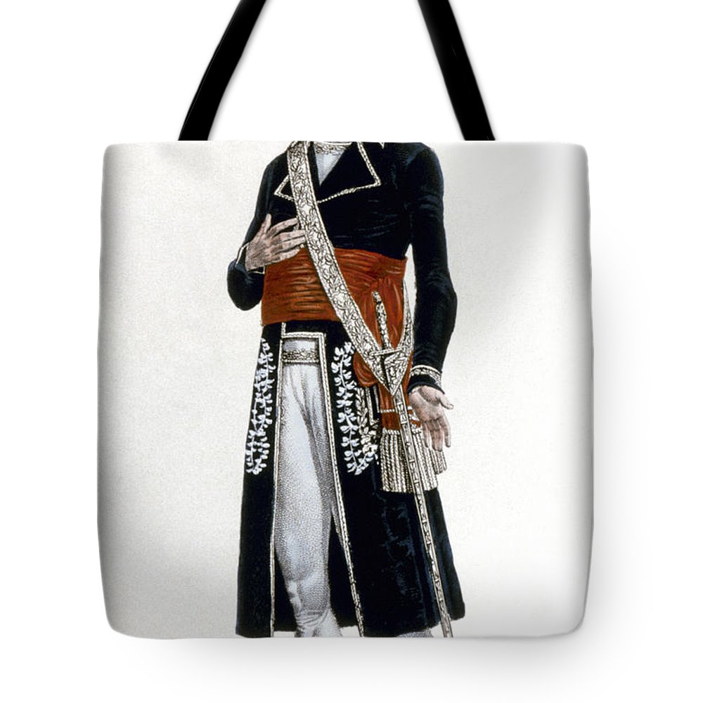 1800 Tote Bag featuring the photograph French Rev: Prefect, C1800 by Granger