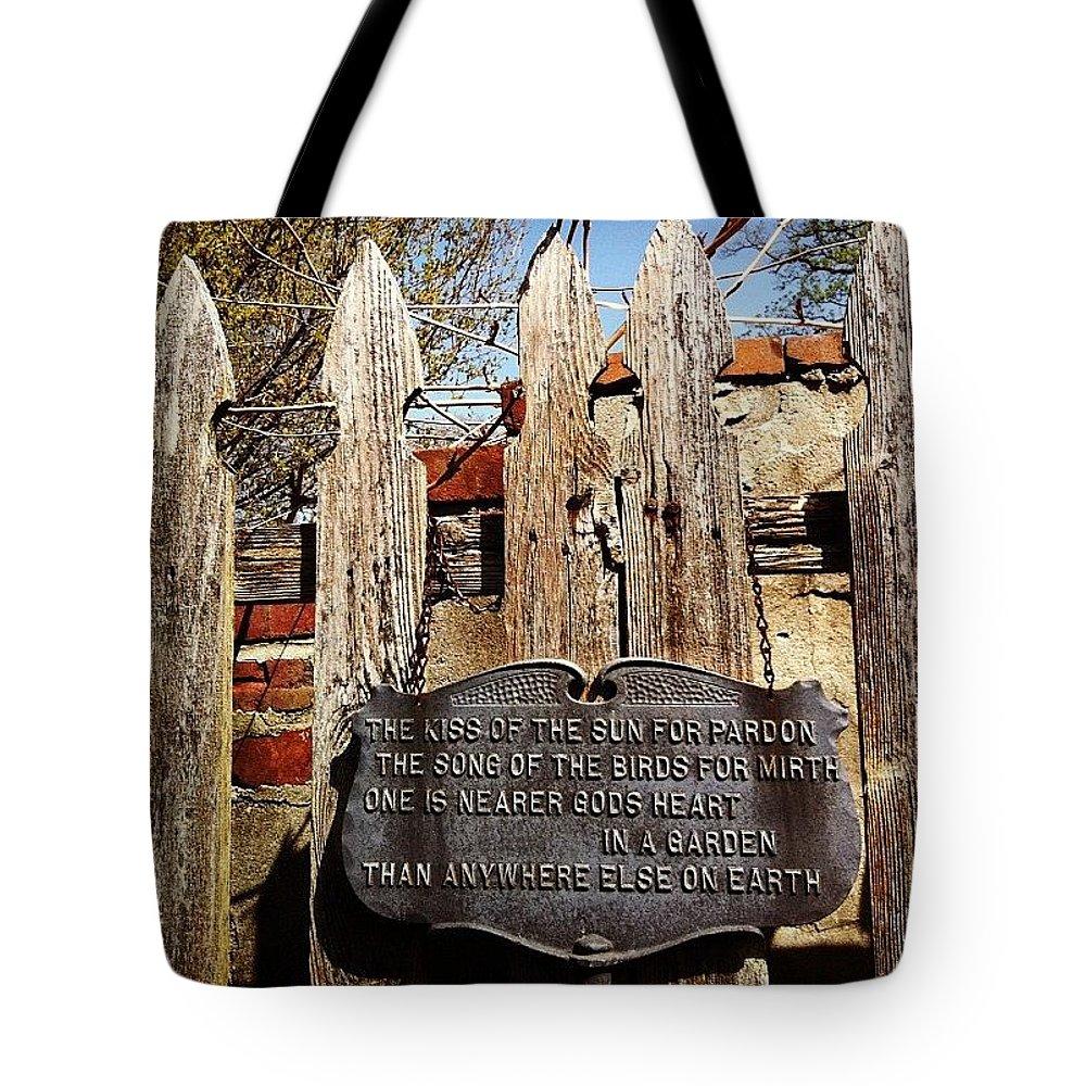 Gardeners Tote Bags