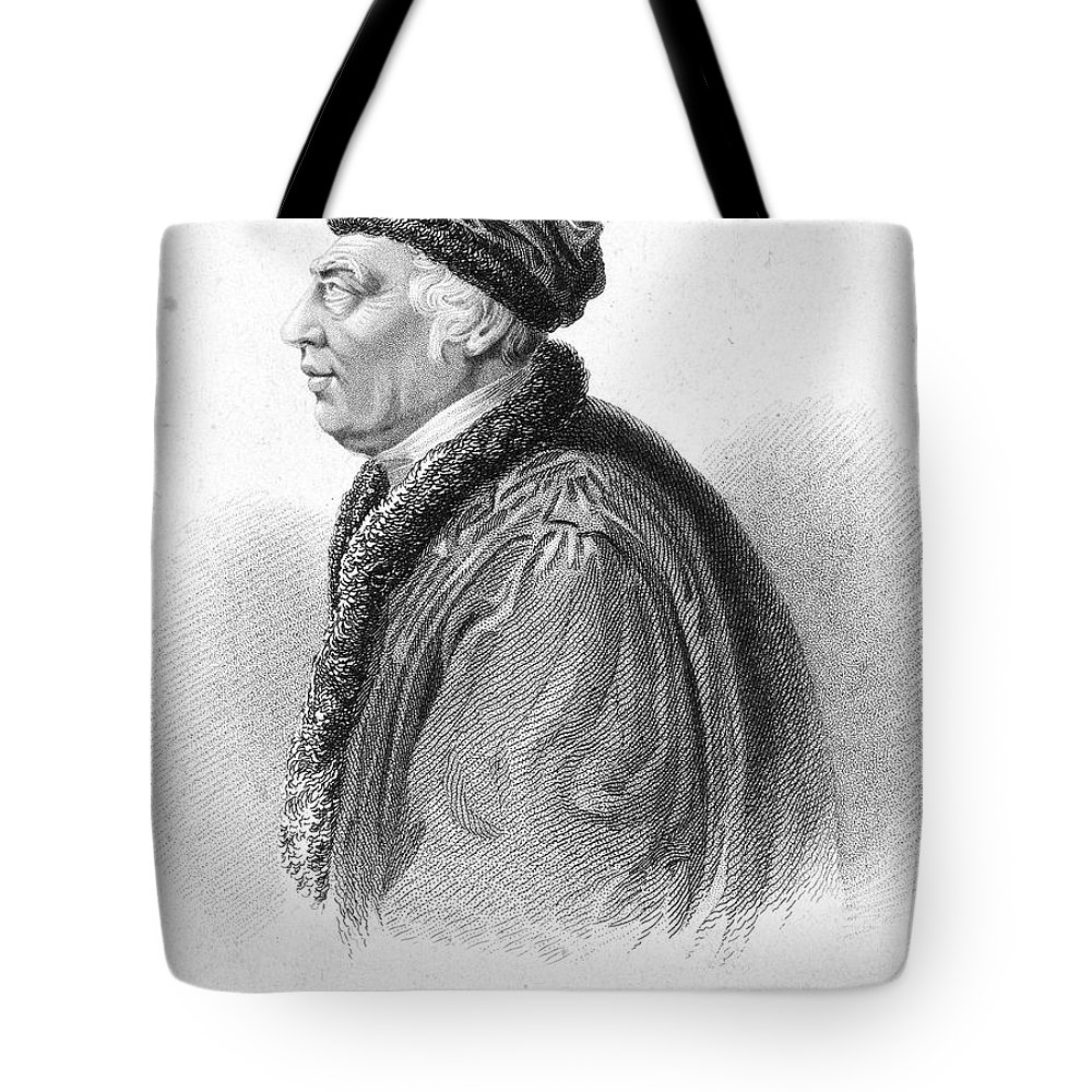 1820 Tote Bag featuring the photograph George IIi (1738-1820) by Granger