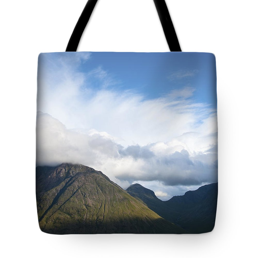 Europe Tote Bag featuring the photograph Glencoe by Andrew Michael