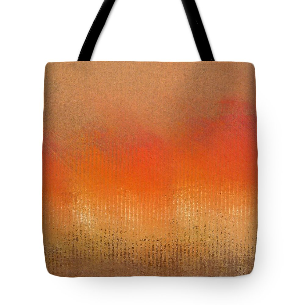 London Tote Bag featuring the digital art Great Fire Of London by Charles Stuart